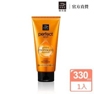【miseenscene 魅尚萱】完美修護護髮霜 330ml