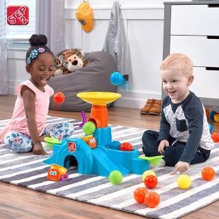 【STEP2】運輸飛球組(2合一的拋投遊戲玩具)
