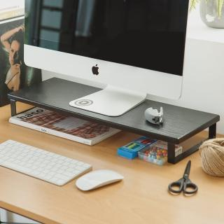 【完美主義】日系簡約電腦螢幕架/桌上架-1入組(三色可選)