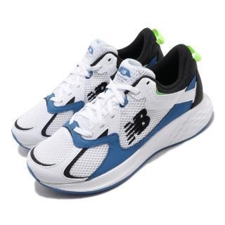 【NEW BALANCE】慢跑鞋 Roav NXT 寬楦 運動 女鞋 紐巴倫 輕量 透氣 舒適 路跑 健身 白 藍(WRNXTLWD)