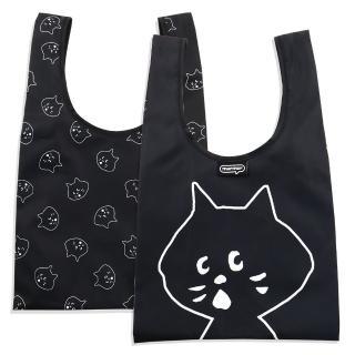 【murmur】NYA- 大頭(購物袋.環保袋.可收納.便當包)