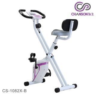【CHANSON 強生】樂活有氧健身車-DIY組裝(CS-1082X-B)