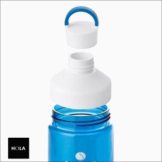 【HOLA】SANTECO Ocean 940ml水瓶-海灣藍