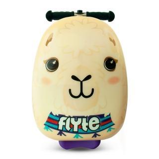 【Zinc Flyte】多功能行李箱滑板車-露卡羊駝(有贈品)