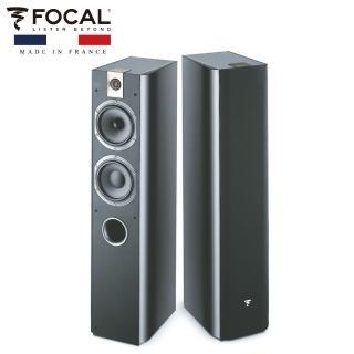 【FOCAL】法國 Focal Chorus 700系列 Chorus 716 落地型喇叭 鋼烤黑色 一對 公司貨(落地喇叭)