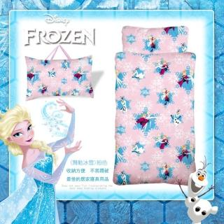 【Disney 迪士尼】冰雪奇緣舞動篇兒童睡袋