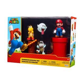 【Nintendo 任天堂】2.5吋地牢5入組