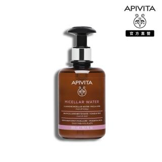 【APIVITA】玫瑰蜂蜜卸妝水 300ml