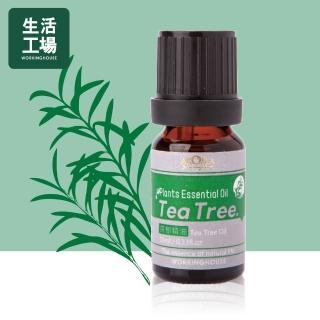 【生活工場】Plants茶樹精油10ml