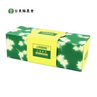 【台東縣農會】五葉蔘茶(2g*20入/盒)