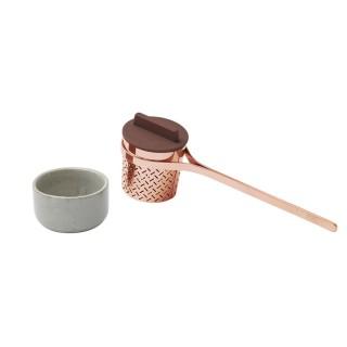 【TOAST】WEAVER 沖茶器_紅銅