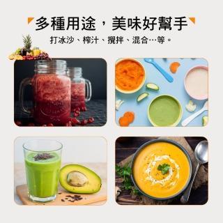 【Kolin 歌林】1.2L玻璃鮮活冰沙果汁機KJE-MN123(冰沙機/攪拌機/榨汁機)