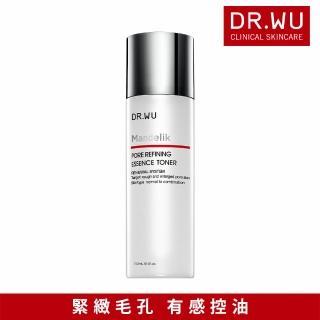 【DR.WU 達爾膚】杏仁酸毛孔緊緻化妝水150ML