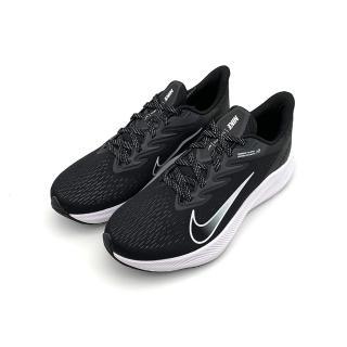 【NIKE 耐吉】NIKE ZOOM WINFLO 7 男 跑步鞋 黑(CJ0291005)
