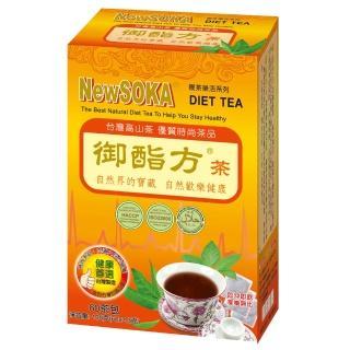 御酯方茶 自然養生系列(3.3克x60茶包/盒)