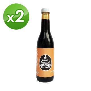 【BUKO】天然椰子調味醬 375mlx2 瓶(非大豆醬油)