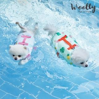 【WOOLLY】琪拉寵物救生衣