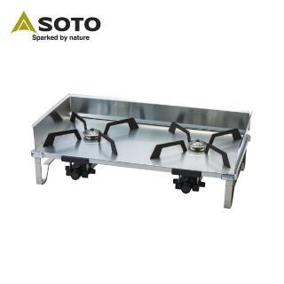 【SOTO】雙口爐 ST-526