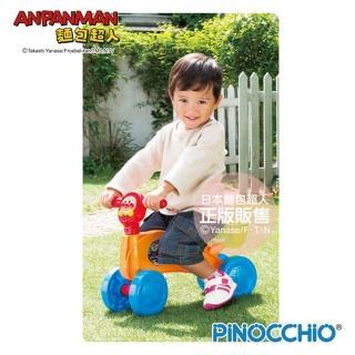 【ANPANMAN 麵包超人】麵包超人GOGO學步車-新(1.5歲以上~5歲左右 /益智玩具/卡通/禮物)