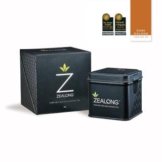 【Zealong 璽龍】有機炭香烏龍茶*1盒組(精裝60g/盒)