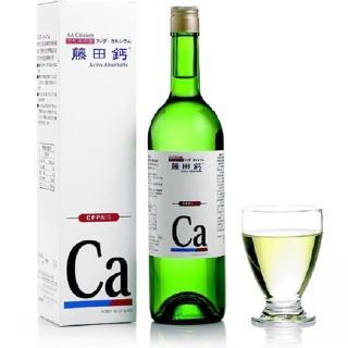 【AA鈣杏懋】藤田鈣液劑750ml x3瓶