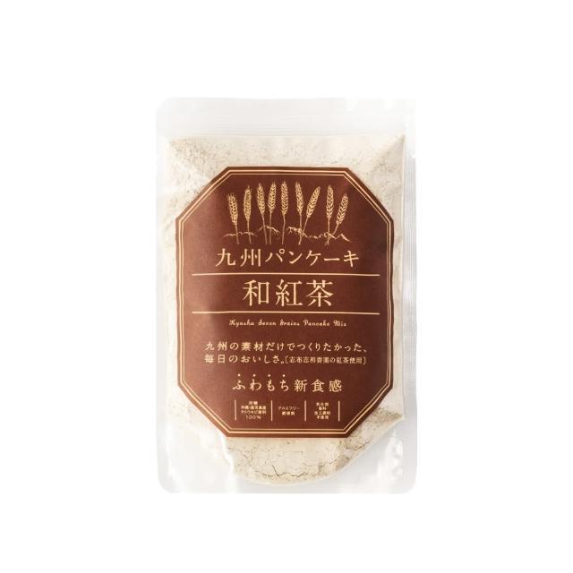 【九州Pancake】鬆餅粉 200g(和紅茶/經典牛奶/薩摩芋)