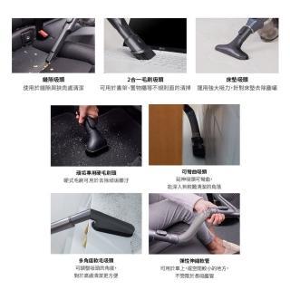 【LG樂金】CordZero A9 K系列WiFi 濕拖無線吸塵器A9K-MAX2(寂靜灰)