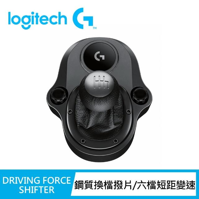 【Logitech 羅技】Driving Force Shifter