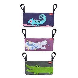 【IBIYAYA 依比呀呀】多用途置物吊袋 L(加購價)