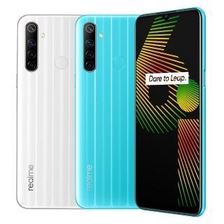 【realme】realme 6i 6.5 吋四鏡頭手機(4G/128G)