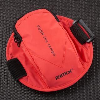 【RIMIX】反光透氣戶外單車運動手機臂套 多色可選