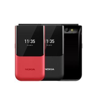 【NOKIA】2720 Flip 4G復刻摺疊手機(512MB/4G)
