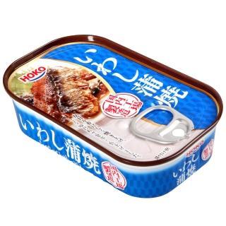 【HOKO】寶幸蒲燒沙丁魚(100g)