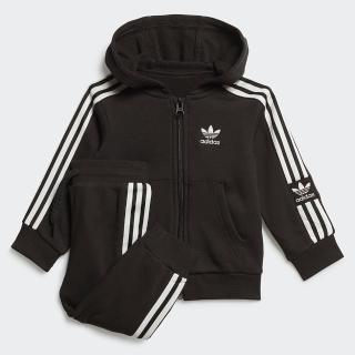【adidas官方旗艦館】運動套裝 男童/女童(FM5596)