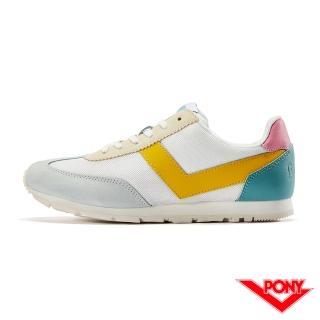 【PONY】SOHO系列 復古 慢跑鞋  萬用鞋 多彩 女款 五色 04W1SO02