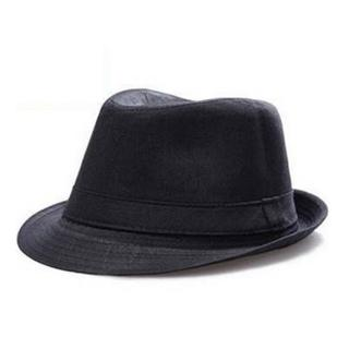 【米蘭精品】爵士帽禮帽(時尚韓版復古百搭情人節生日禮物女帽子67e18)