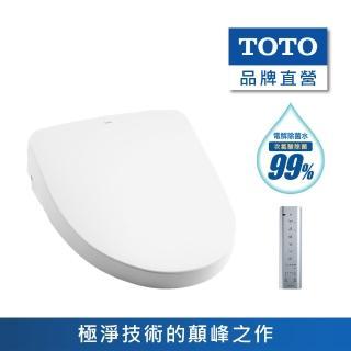 【TOTO】WASHLET 溫水洗淨便座 F3 TCF4911T(瞬熱式/無線遙控/自動掀蓋/電解除菌水)