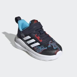 【adidas官方旗艦館】MARVEL SPIDER-MAN FORTARUN 跑鞋 男童/女童(FV4267)
