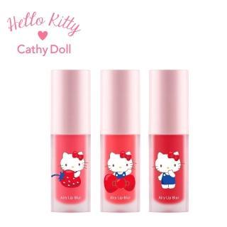 【Cathy Doll 凱蒂娃娃】Hello Kitty聯名彩妝(極致唇頰釉)