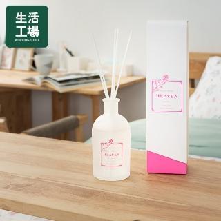 【生活工場】【女神節推薦】希蔓·樂園-玫瑰之水擴香組220ml