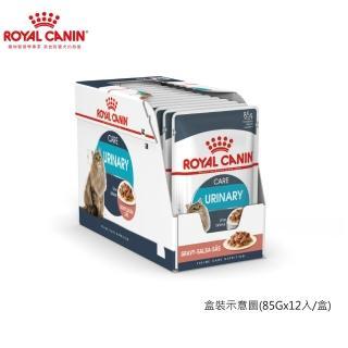 【ROYAL 法國皇家】歐洲進口 貓咪專用濕糧餐包85g-12包/盒x2盒 共24包 (主食罐 餐包)
