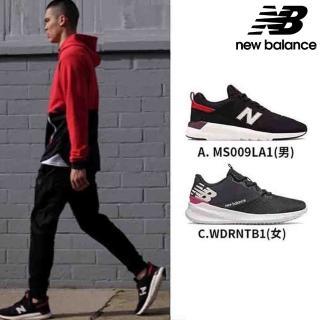【NEW BALANCE】NB 復古運動跑鞋_男鞋/女鞋_MS009LA1/WS009OB1/WDRNTB1(3款任選)