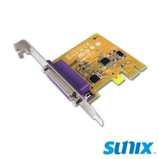 【SUNIX】Parallel PCIe 1埠 並列卡(PAR6408A)