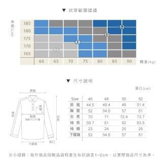 【JYI PIN 極品名店】摩登流線型彈性POLO衫_藍條(PW898-55)