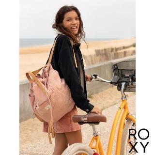 【ROXY】女款 配件 後背包 後背包 LITTLE HIPPIE(粉紅)