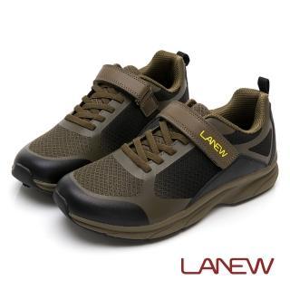 【LA NEW】優纖淨 消臭 安底 防滑運動鞋(男60266137)