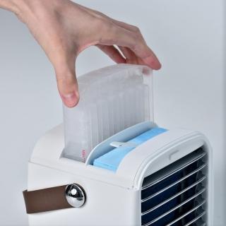 【Roommi】迷你空調冰冷扇