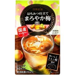 【日東紅茶】日東蜂蜜梅子飲(98g)