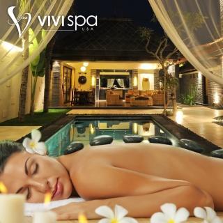 【VIVISPA】峇里島名媛熱石SPA之旅120分鐘專案(全身紓壓+頭部釋壓)/