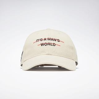 【REEBOK官方旗艦館】ITS A MAN S WORLD 棒球帽 男/女(FM4860)